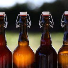 Brasserie bio Mascaret bouteilles